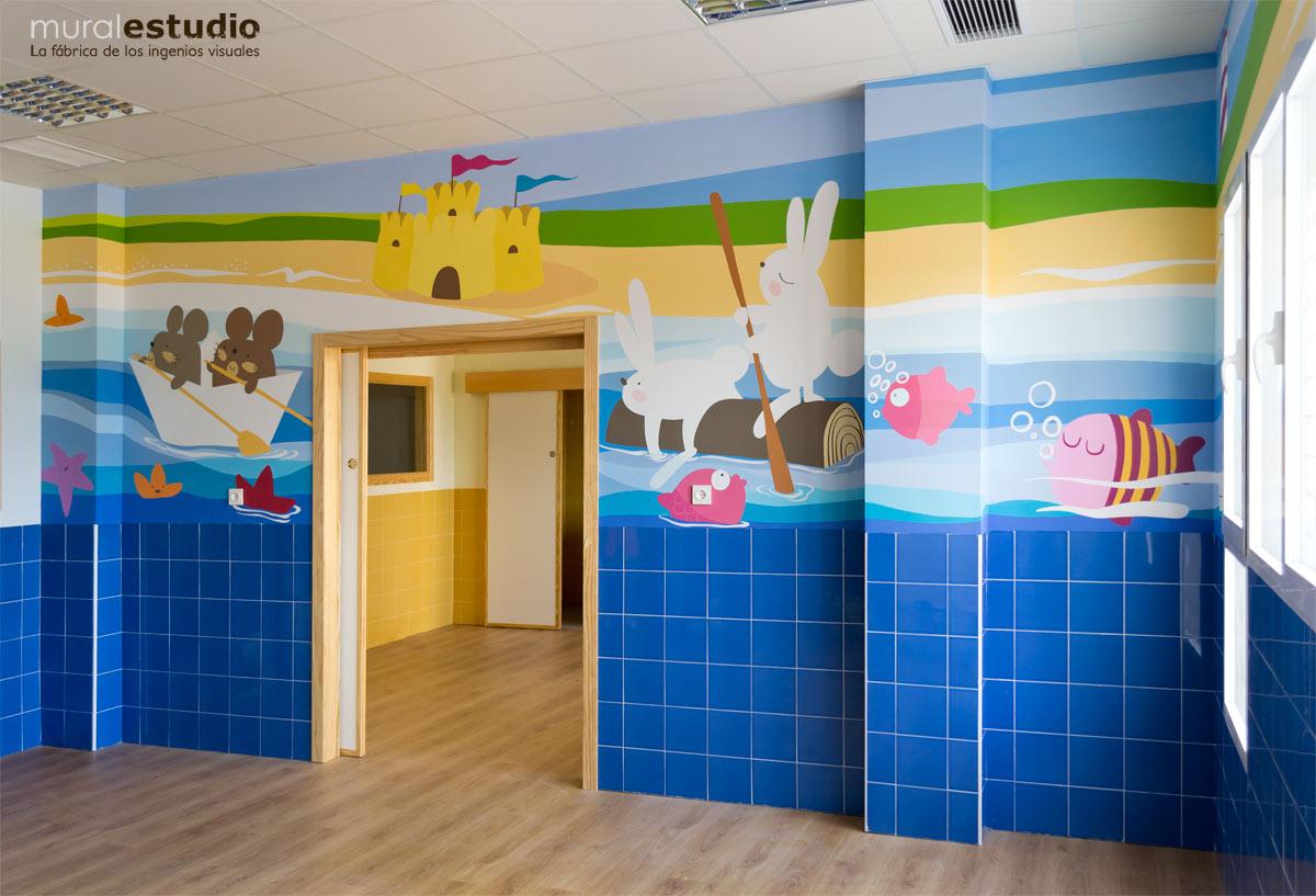 Muralestudio Murales Infantiles